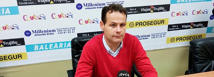Juanmi Puentenueva: Nos ha faltado acierto, como mínimo el equipo debió puntuar