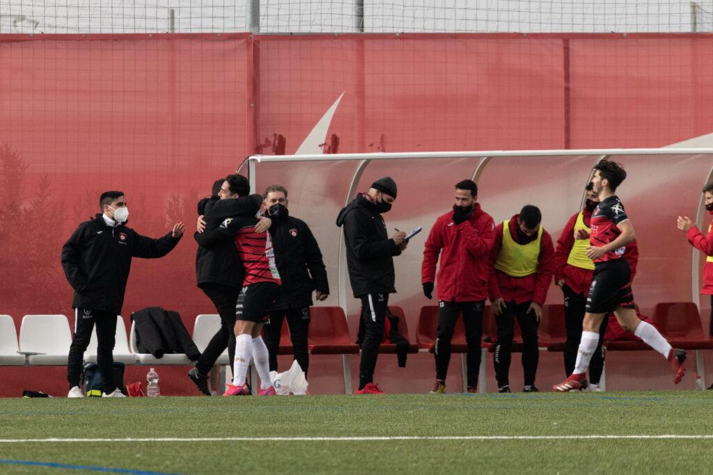 CRÓNICA | Empezamos 2021 con victoria ante el Sevilla «C» (1-2)