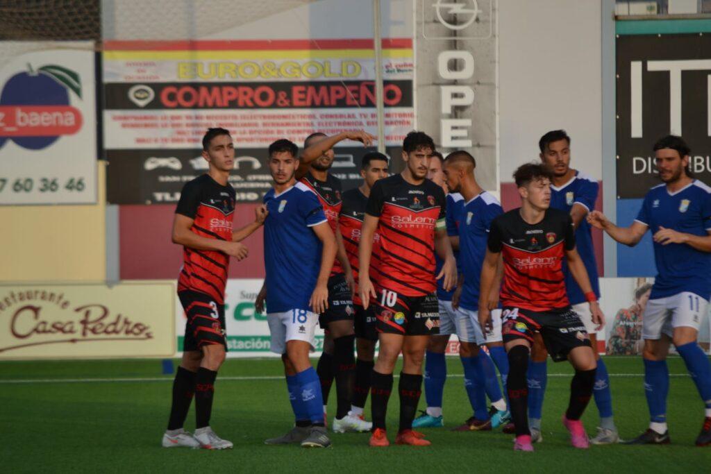 PREVIA COPA RFAF | XEREZ C.D. vs SALERM COSMETICS PUENTE GENIL