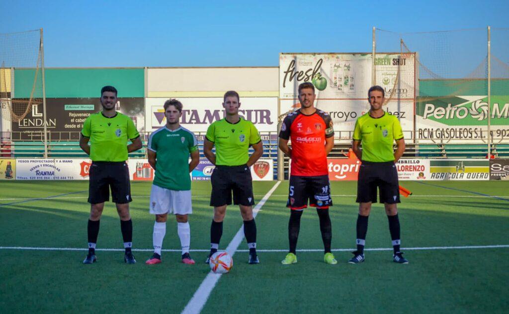 PREVIA | SALERM PUENTE GENIL F.C. vs C.D. GERENA